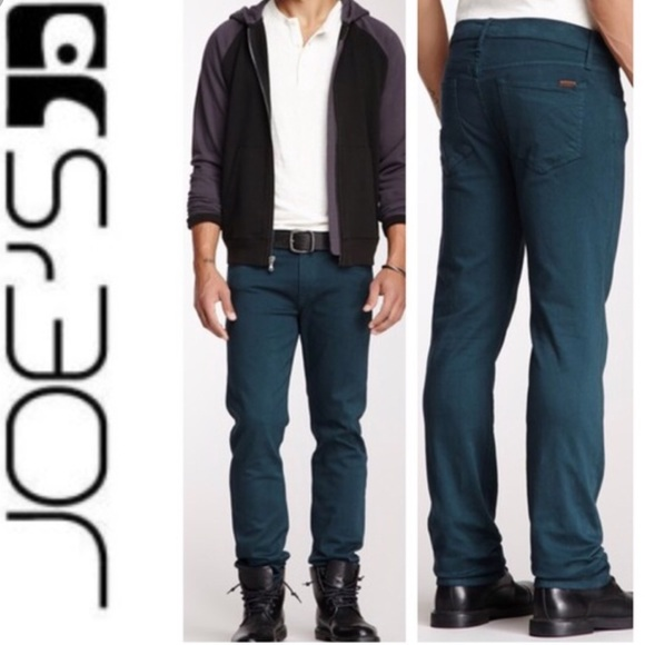 Joe's Jeans Other - Joes Green 'straight and narrow' Brixton Jeans